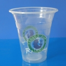 透明塑料杯
