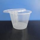 透明塑料碗-500ml